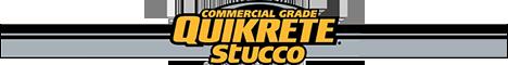 Quikrete Commercial Grade Stucco