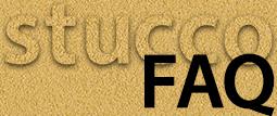 stucco FAQ
