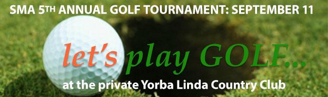 Stucco Manufacturers Association annual golf tournament