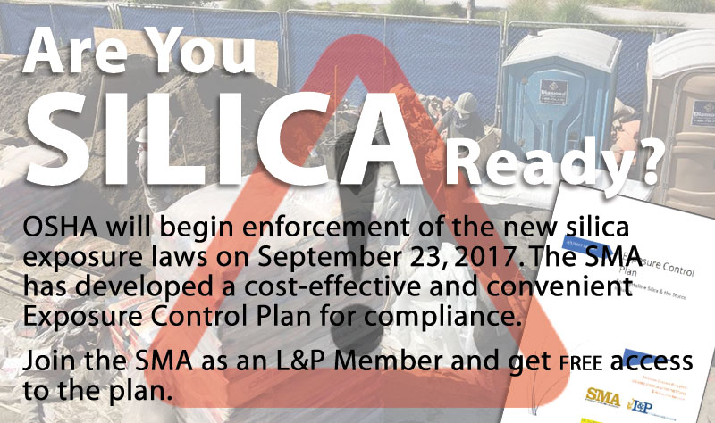 Stucco Manufacturers Association Silica OSHA Compliance Plan