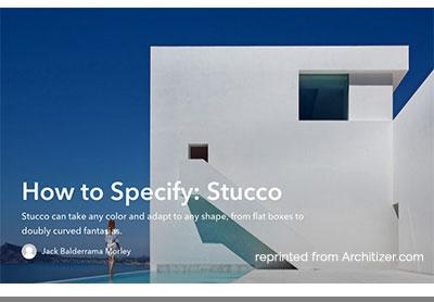 SMA Silica Compliance Program - Stucco Manufacturers Association